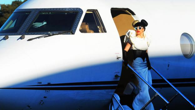 Celebrities and the wealthy fly privately and you can too. (Getty Images)