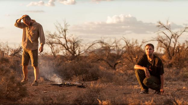 Still from The Rover