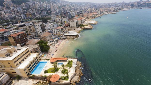 Many Lebanese work in the Gulf but maintain their home in Lebanon. (Ali Kabas/Corbis)