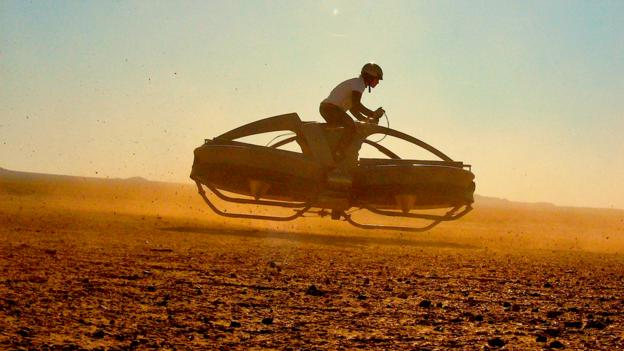 BBC - Future - Is the hoverbike about to become reality?