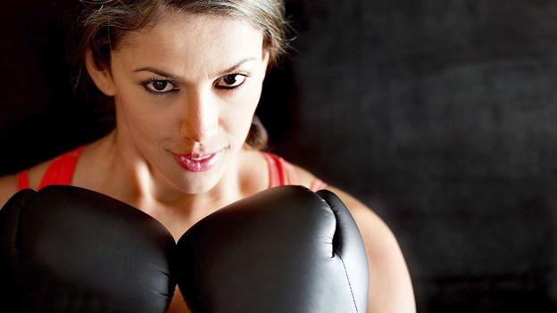 Why women should fight their way into the C-Suite. (Thinkstock)