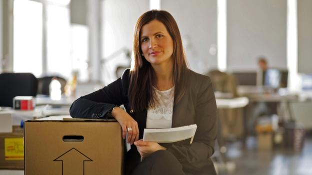 Moving up... or moving out? Finessing this change can be a challenge. (Getty Images)