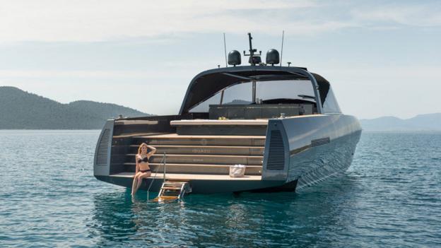 Alen 68 (Credit: Alen Yacht)