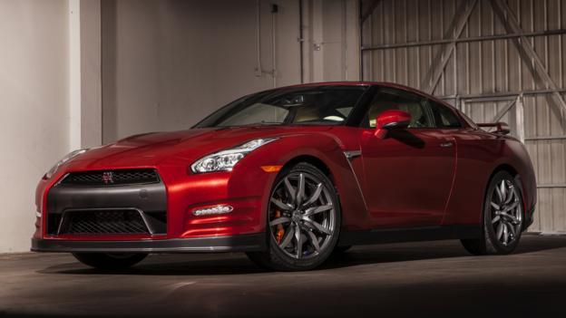 2015 Nissan GT-R (Credit: Nissan North America)