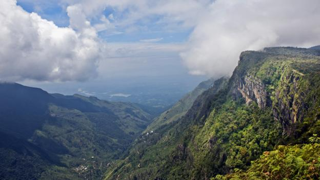 View over Horton Plains National Park (Credit: Idris Ahmed/Getty)