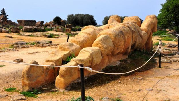 Valle dei Templi (Valley of the Temples), Sicily (Credit: Amanda Ruggeri)