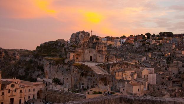 Matera, Basilicata (Credit: Amanda Ruggeri)