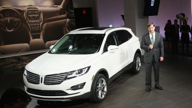 2015 Lincoln MKC (Credit: Lincoln Motor)