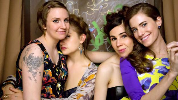 Girls (Rex Features)