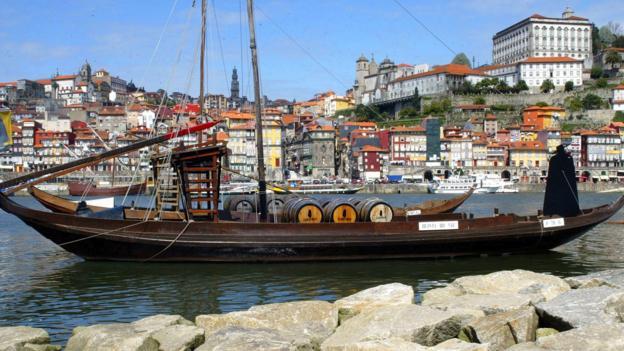 A view of Porto (Credit: Lars Baron/Getty)