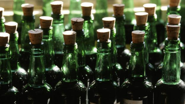 Port wine at Cockburn's Winery (Credit: George Rose/Getty)