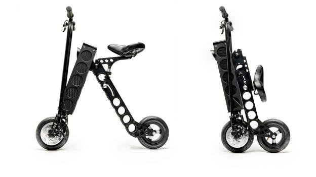 Urb-e electric scooter (Credit: Egological Mobility Solutions)