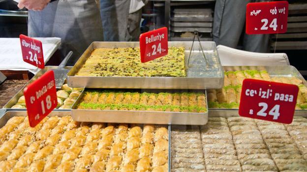 A sweet perk of Istanbul life (Credit: Amanda Ruggeri)