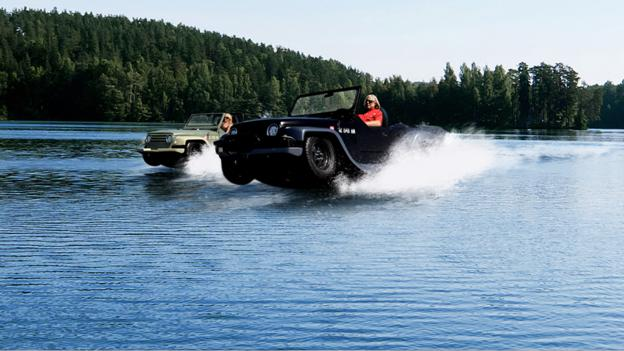 WaterCar Panther (Credit: WaterCar)
