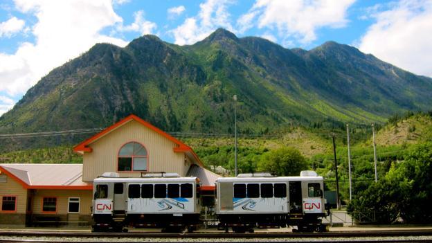 Lillooet Station (Credit: John Lee)