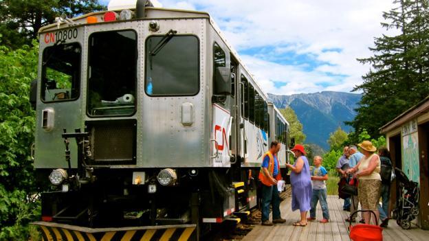 All aboard! (Credit: John Lee)