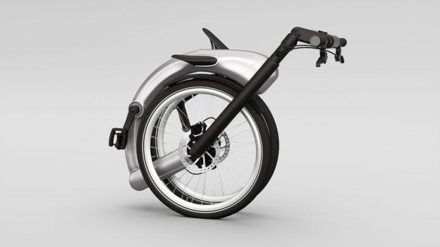 Jive bike (Credit: Jam Vehicles)