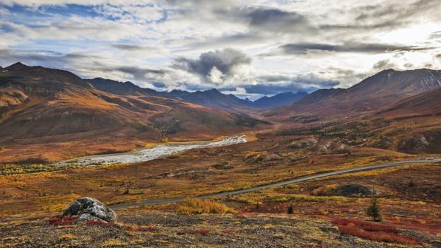 Klondike country (Credit: Robert Postma/Design Pics/Getty)