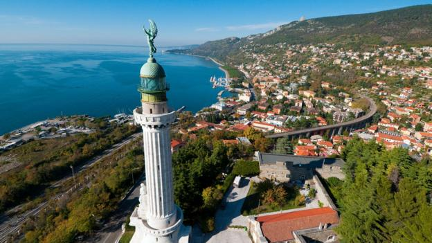 A view of Trieste, Italy (Credit: Marco Milani)