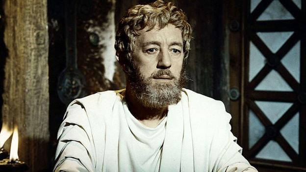 Alec Guinness as Marcus Aurelius (AF archive / Alamy)