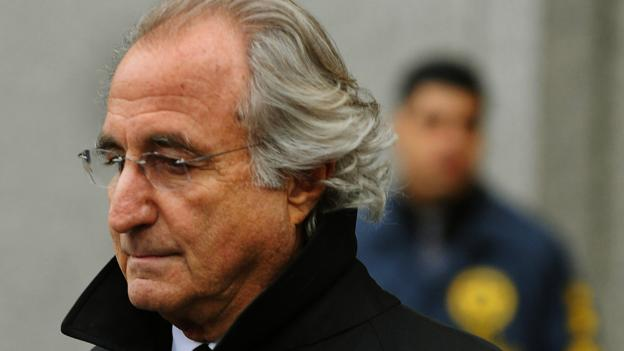 Bernard Madoff's small indiscretions led to a multibillion dollar Ponzi scheme. (AFP)