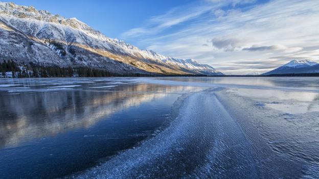 Winter near Whitehorse (Credit: Robert Postma/Design Pics/Getty)