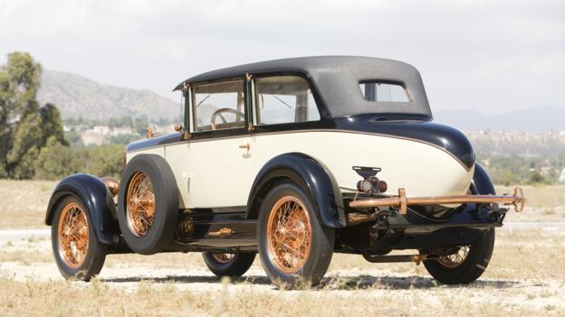 1926 Rickenbacker Eight Super Sport (Credit: Pawel Litwinski/RM Auctions)