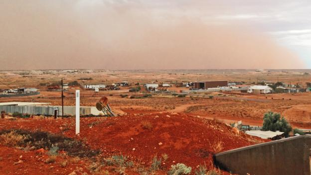 Desolate terrain (Credit: Desrey Jones)