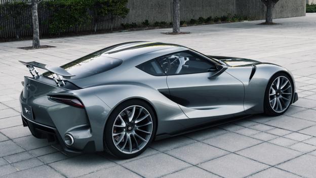 Toyota FT-1 concept (Credit: Toyota Motor Sales)