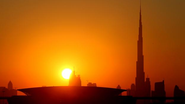 Burj Khalifa (Credit: Marwan Naamani/AFP/Getty)