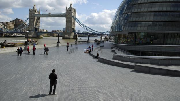 London landmarks (Credit: Miguel Medina/AFP/Getty)