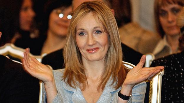 JK Rowling (Corbis)