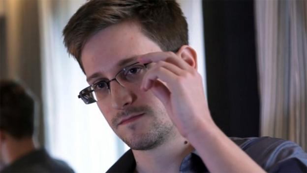 BBC - Culture - Citizenfour review: Edward Snowden in his own words