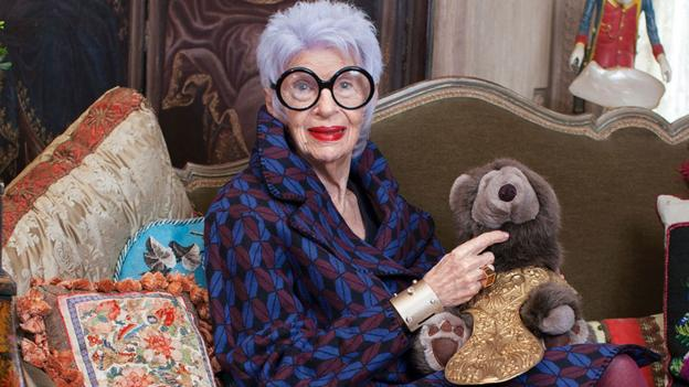 Iris Apfel (& Other Stories/Advanced Style/Ari Seth Cohen)