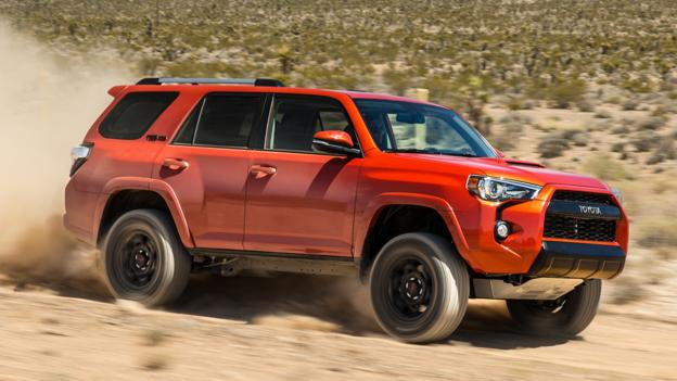 bbc autos most fascinating suv of 2014 toyota 4runner trd pro. Black Bedroom Furniture Sets. Home Design Ideas