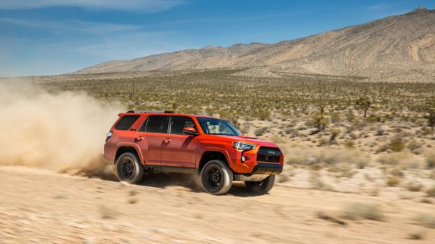 BBC - Autos - Most fascinating SUV of 2014: Toyota 4Runner TRD Pro