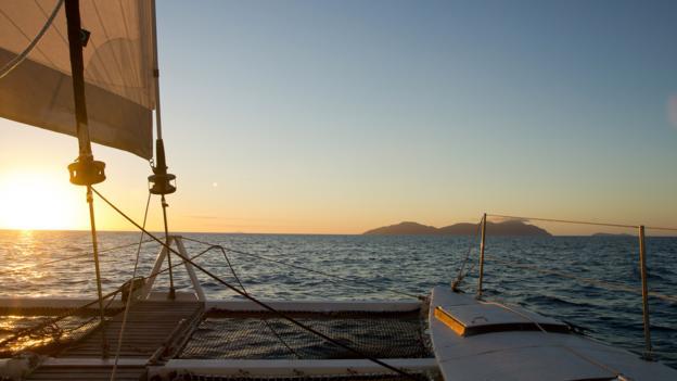 Tranquil Australian waters (Credit: Evan Gatehouse/Diane Selkirk)