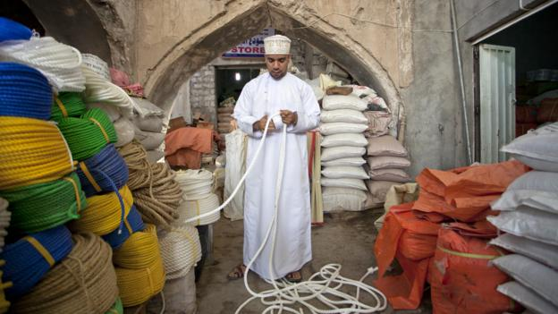 Nizwa, Oman, souq (Credit: Aldo Pavan/Getty)