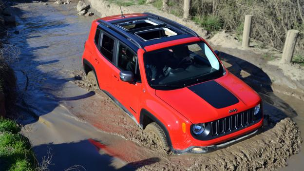 Driving The Renegade Jeep S Little Achiever Smokey The Jeep
