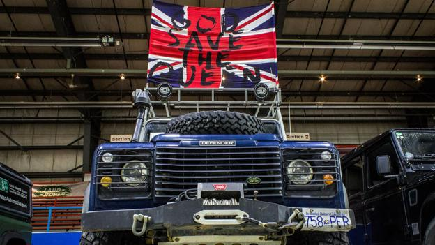 BBC - Autos - Land Rover Defender's last stand
