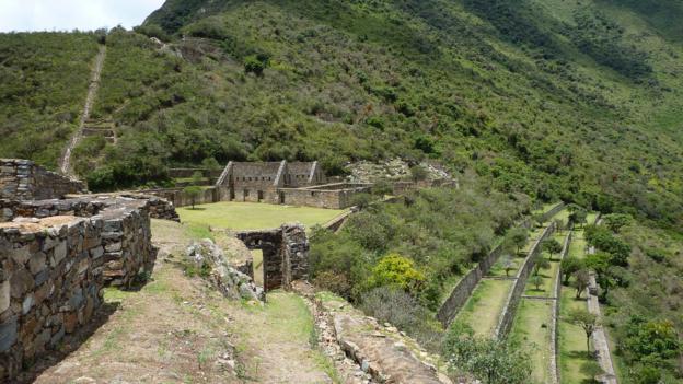 Choquequirao, Peru (Credit: Cynthia Kane)