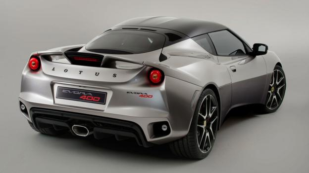BBC - Autos - With Evora 400, Lotus goes on a Cayman hunt