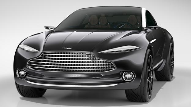BBC - Autos - DBX is Aston Martin's shock SUV concept