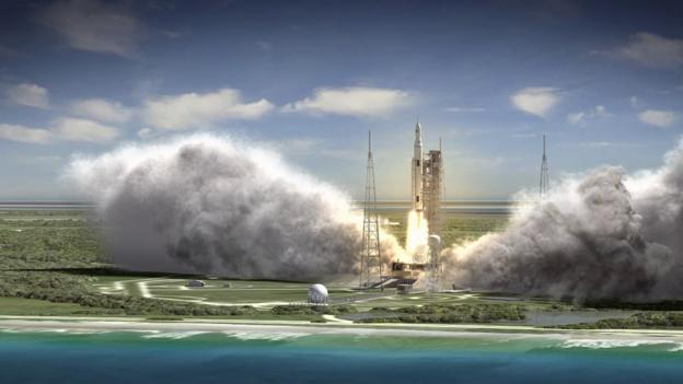BBC - Future - Inside Nasa's giant rocket factory