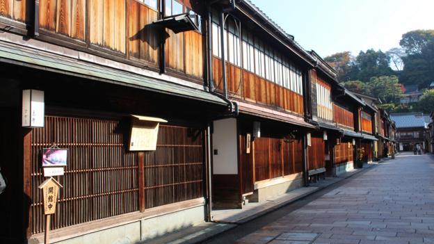 Higashi Chaya, Kanazawa, Japan (Credit: Credit: Jenna Scatena)