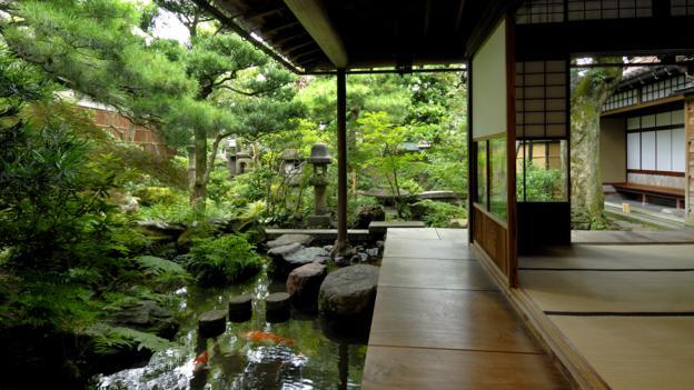The Nomura House, Kanazawa, Japan (Credit: Credit: Kanazawa Tourism)