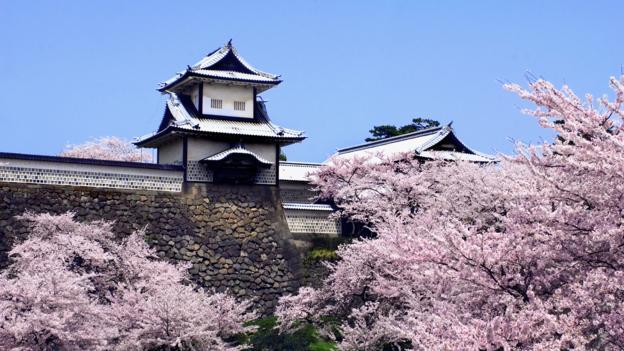 Kanazawa Castle, Kanazawa, Japan (Credit: Credit: Kanazawa Tourism)