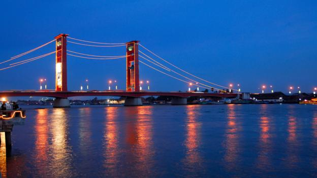Palembang, South Sumatra, Indonesia (Credit: Credit: Barry Kusuma/Getty)