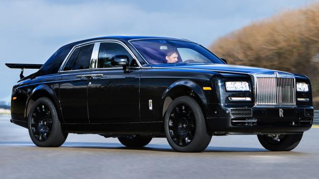 BBC - Autos - Rolls-Royce SUV: Your first look