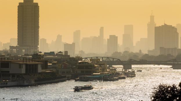 Chao Phraya River, Bangkok (Credit: Credit: Sylvain Sonnet/Getty)